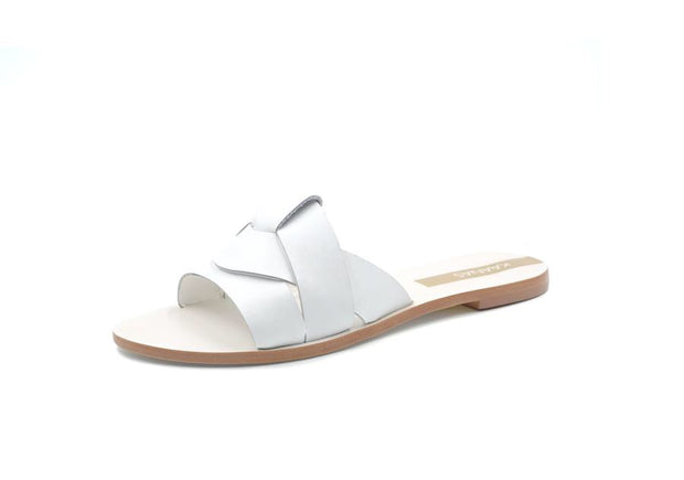 Campinas Shoe in White - The Edition Shop