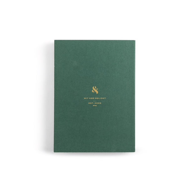 Note To Self Notebook - The Edition Shop
