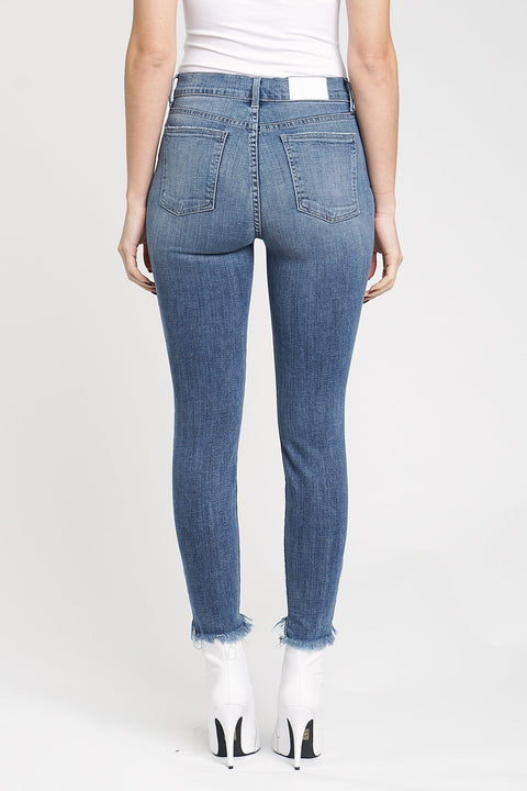 Aline High Rise Skinny in Venice Breeze