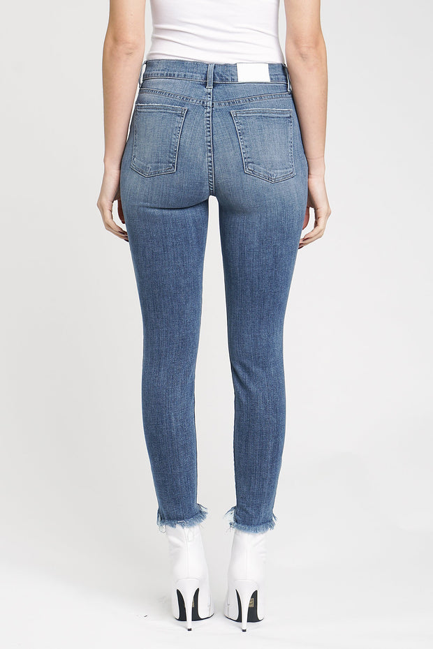 Aline High Rise Skinny in Venice Breeze - The Edition Shop