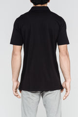 Premium Pima Summer Polo 2.0 - Black