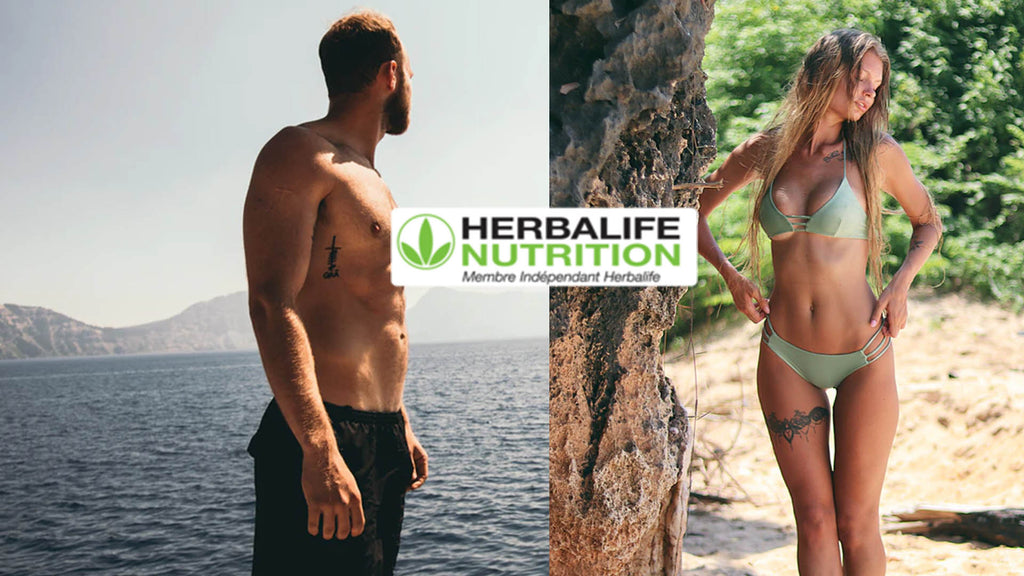 Here's how to lose weight and lose weight effectively with a Herbalife diet