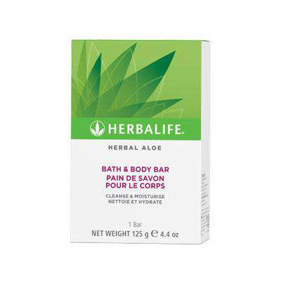 Pain de Savon pour le Corps Herbal Aloe - Membre Herbalife