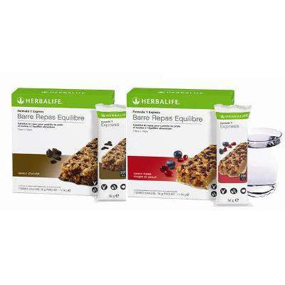 Bar meal formula F1 Herbalife nutrition