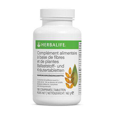 Dietary supplement based on fibers and plants - Herbalife member