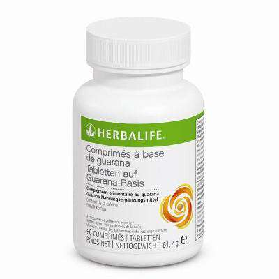 Tablettes au Guarana - Membre Herbalife