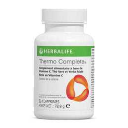 Thermo Complete - Brûle graisse 90 jours - Membre Herbalife