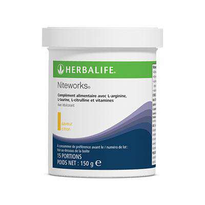 NiteWorks - 15 portions - Membre Herbalife