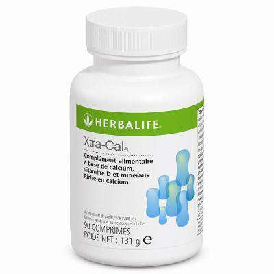 Xtra Cal - 90 tabletten - Herbalife-lid