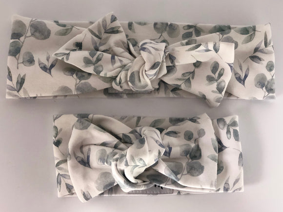MUMMY & ME TOP KNOT HEADBANDS