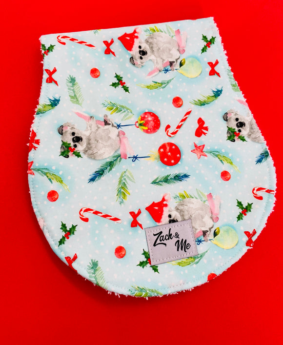 Koala Burp Cloth