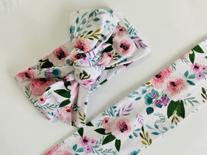Gabby Top Knot Headband