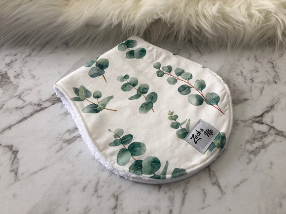Eucalyptus Burp Cloth