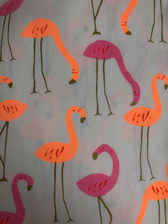 Flamingo Playmat