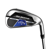 Callaway Women's Big Bertha Reva Irons 5-PW,SW (7 Irons) RCH 45 Women's Shaft ***FREE SHIPPING***