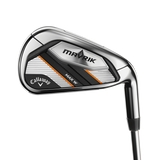 Callaway Women's Mavrik Max W Ironset 5-PW, SW (7 Irons) UST Helium Black Graphite Shaft