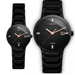 RADO CENTRIX FULL BLACK 667 Couple