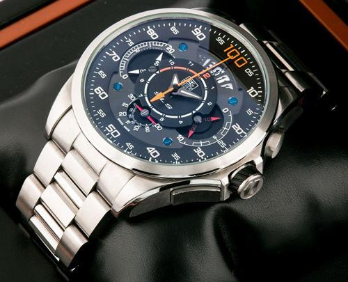 Tag heuer grand carrera mercedes benz