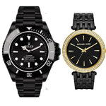 Rolex Submariner MK Full Black combo 8524