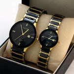 RADO CENTRIX JUBILE GOLDEN Couple