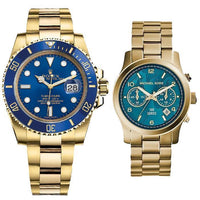 Rolex Submariner yellow gold MK Combo 8764