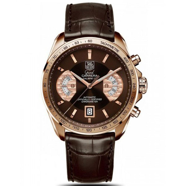 TAG HEUER MENS GRAND CARRERA CALIBRE 17