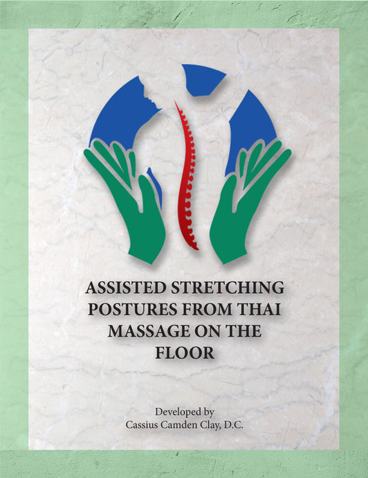 Assisted Stretching Postures from Thai Massage on the Floor