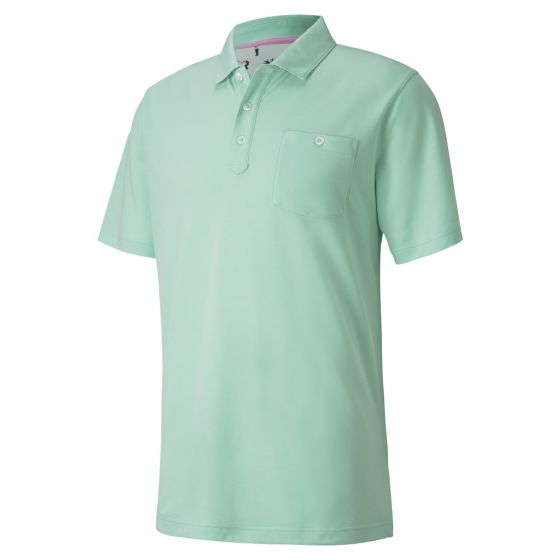 AP Signature Pocket Golf Polo