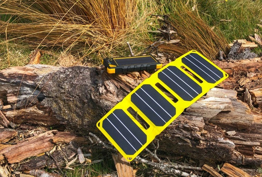 SunSaver solar mobile phone charger review