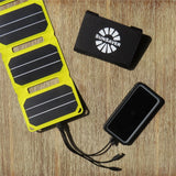 SunSaver Powerflex solar charger with iphone