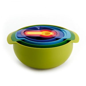 Joseph Joseph | Nest Compact Food Preparation | Multi color