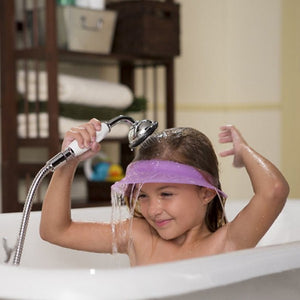 Kair | Hands Free Bath Visor | Purple