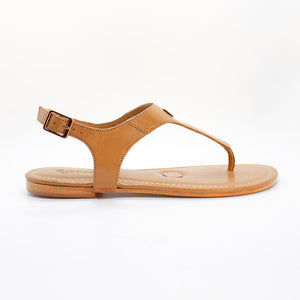 Tan Coffee Grounding Sandals