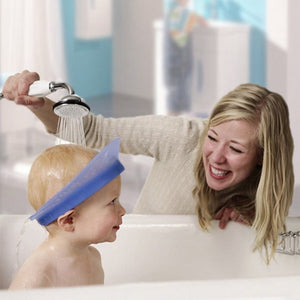 Kair | Hands Free Bath Visor | Blue
