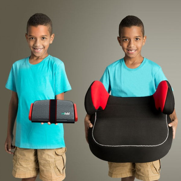 Mifold | Car Booster Seat| Red