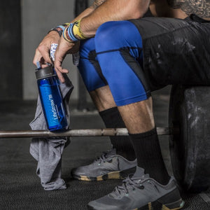 Lifestraw | Go Water Bottle | Blue