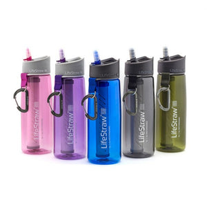 Lifestraw | Go Water Bottle