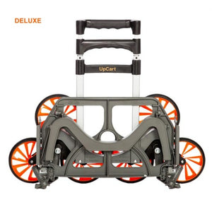 All-Terrain Stair Climbing Folding Cart