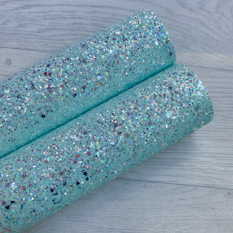 Fairy Magic Mint Chunky Glitter