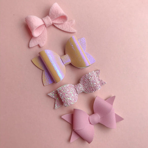 Baby Bows Bow Die Glitter Glitter On The Wall Exclusive PREORDER MARCH