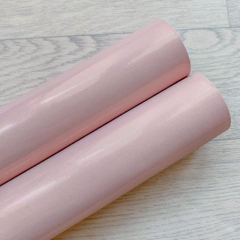 Lush Leather Pearlescent Pink