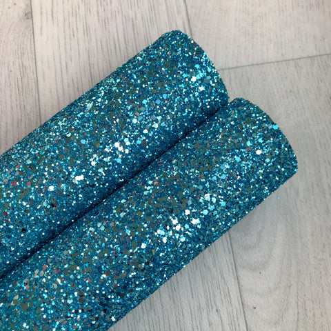 Something Blue Chunky Glitter