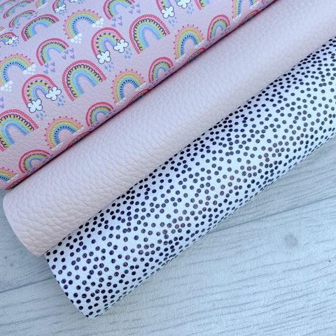 Rainbow Of Hope Leatherette & Spots Bundle PREORDER JULY