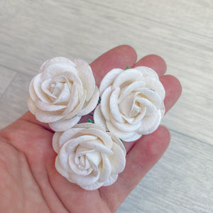 Mulberry Chelsea Roses White 35mm (10)