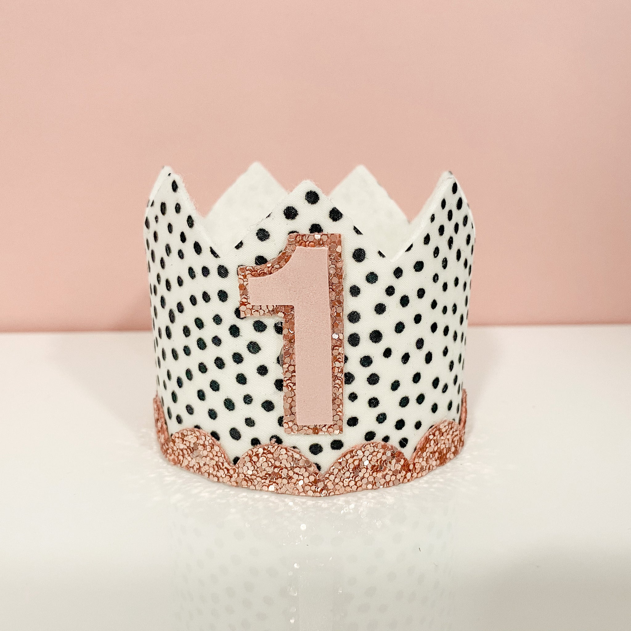 Cute Crown Plastic Template