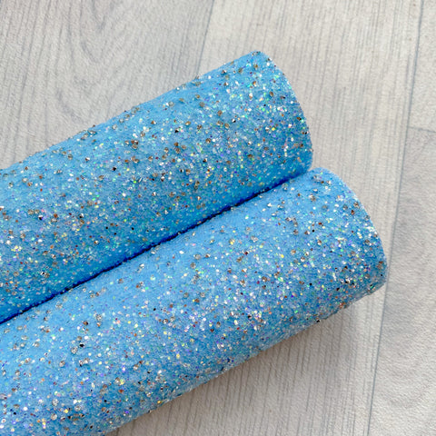 Blue Diamonds Darling Chunky Glitter