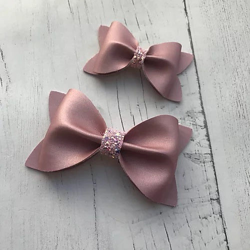Pinchie Bow Template Plastic