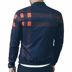 Stand Collar Long Sleeve