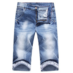 Jeans Water Washed Straight