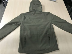 Windproof Tactical Soft Shell Jacket